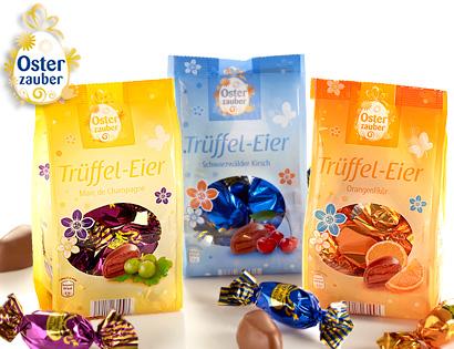 Trüffel-Eier, M�rz 2014