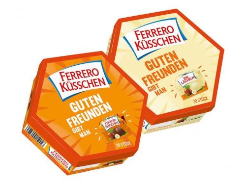 Ferrero Kusschen Von Lidl