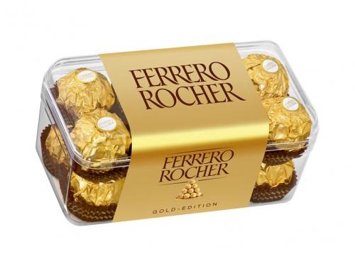 Ferrero Rocher, November 2017