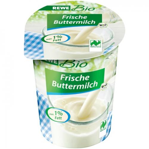 Frische Buttermilch, Dezember 2017