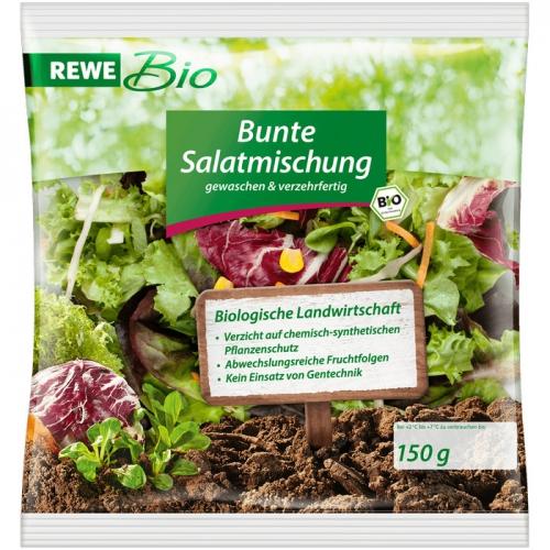 Bunte Salatmischung, Dezember 2017