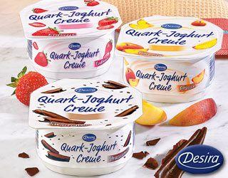 Quark-Joghurt Creme, Oktober 2007
