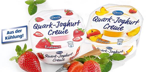 Quark-Joghurt Creme, Juli 2010