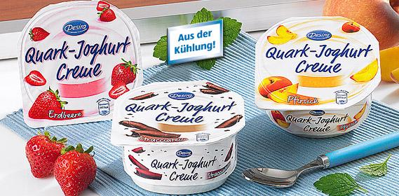 Quark-Joghurt Creme, Oktober 2010