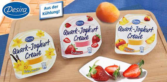 Quark-Joghurt Creme, M�rz 2011