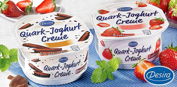 Quark-Joghurt Creme, Juni 2011