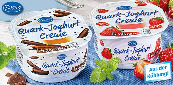 Quark-Joghurt Creme, November 2011
