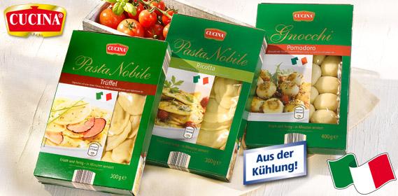 Pasta Nobile oder Gnocchi, Dezember 2011
