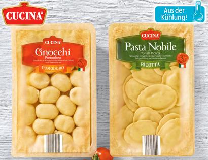 Pasta Nobile oder Gnocchi, Juni 2013