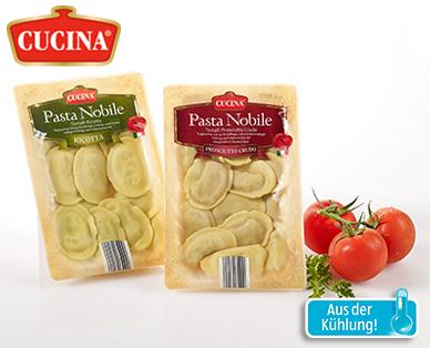 Pasta Nobile oder Gnocchi, Juli 2014