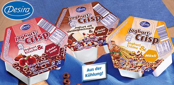 Joghurt-Crisp, M�rz 2011
