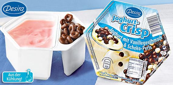 Joghurt-Crisp, April 2012