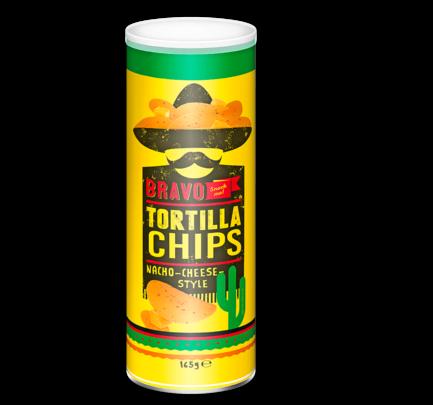 Tortilla-Chips, Dezember 2017