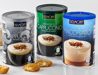 Cappuccino, Januar 2014