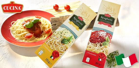 Spaghetti-Fertiggericht, M�rz 2013