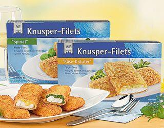 Knusper-Filets, November 2007