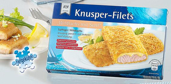 Knusper-Filets, September 2010