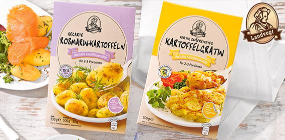 Kartoffelvariationen, April 2012