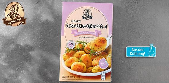 Kartoffelvariationen, Mai 2012