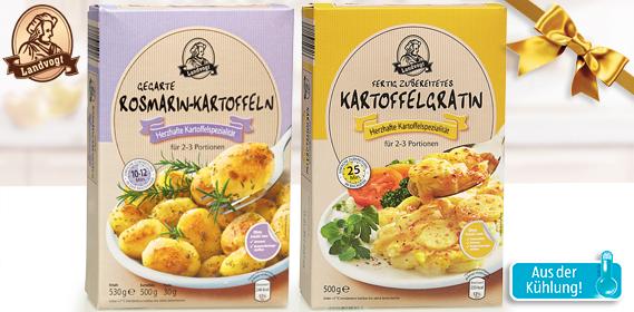 Kartoffelvariationen, M�rz 2013