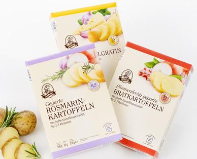 Kartoffelvariationen, M�rz 2015