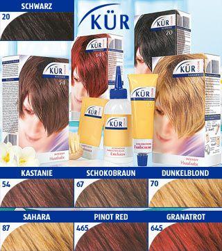 Intensiv Haarfarbe, November 2007