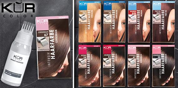 Intensiv Haarfarbe, Februar 2013
