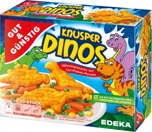 Knusper-Dinos, Februar 2018