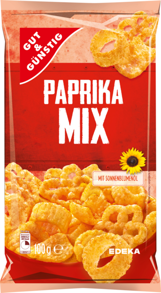 Paprika-Mix, Februar 2018