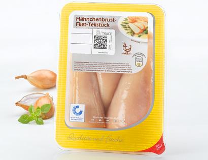 Hähnchenbrust-Filet, Teilstücke, Juni 2013