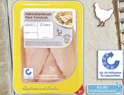 Hähnchenbrust-Filet, Teilstücke, Oktober 2013