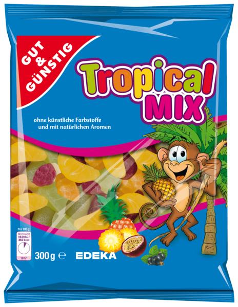 Tropical-Mix, Februar 2018
