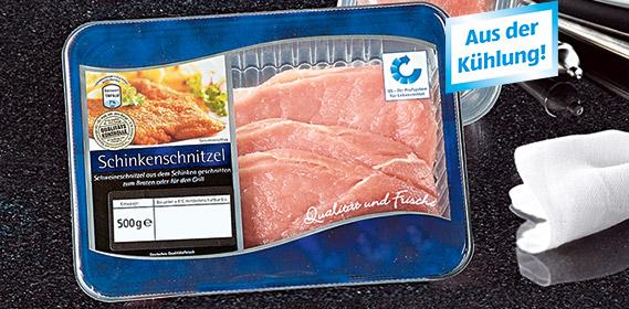 Schinkenschnitzel, September 2011
