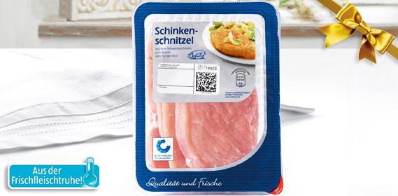 Schinkenschnitzel, M�rz 2013