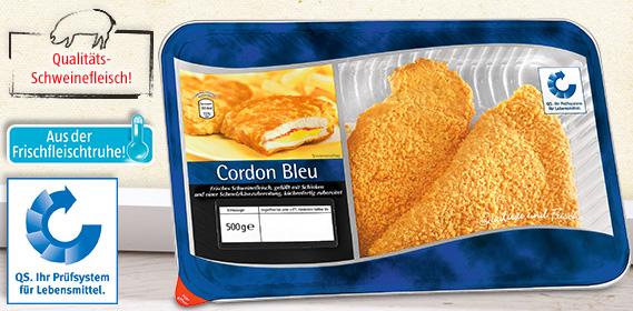Cordon Bleu, Oktober 2012