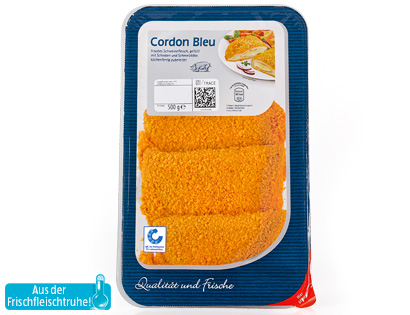 Cordon Bleu, April 2014