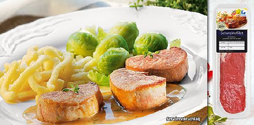 Schweine-Filet, Oktober 2007