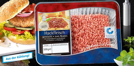 Hackfleisch, gemischt, April 2011