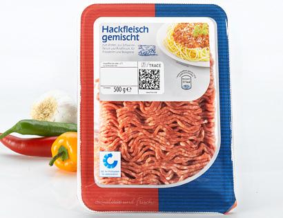 Hackfleisch, gemischt, Juni 2013