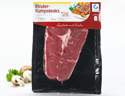 Rinder-Rumpsteaks, Juni 2013