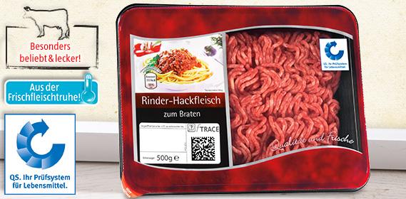 Rinder-Hackfleisch, Oktober 2012