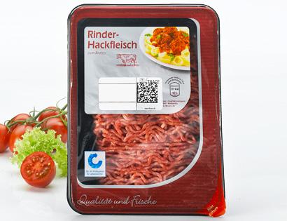 Rinder-Hackfleisch, M�rz 2014