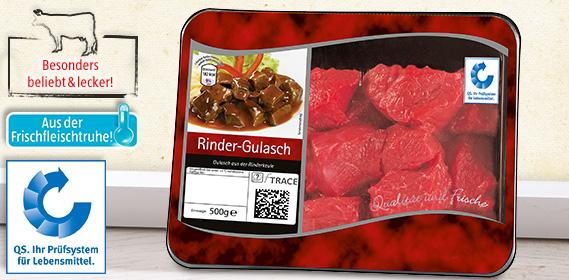 Rinder-Gulasch, Oktober 2012