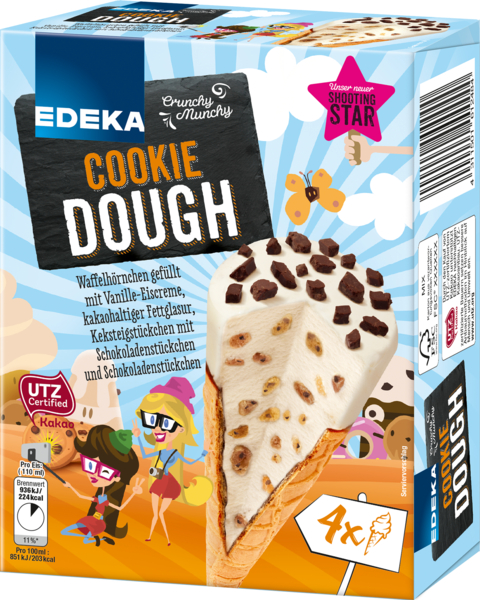 Cookie Dough, M�rz 2018