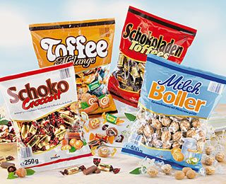 Schokoladen-Toffees, November 2007
