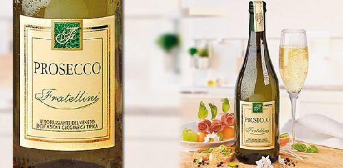 Prosecco Frizzante DOC, November 2007