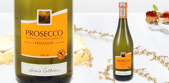 Prosecco Frizzante DOC, Dezember 2010