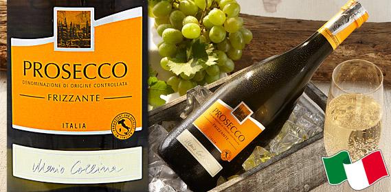 Prosecco Frizzante DOC, Januar 2012
