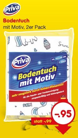 Bodentuch, Mai 2018