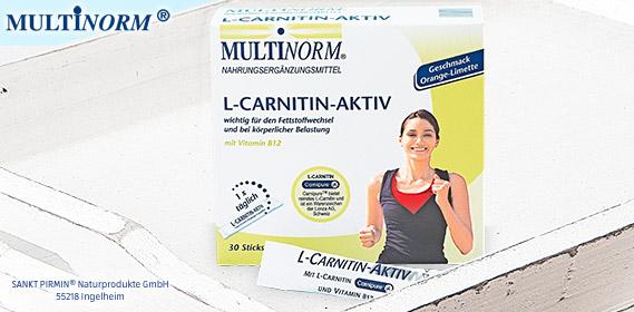 L-Carnitin-Aktiv, Oktober 2011